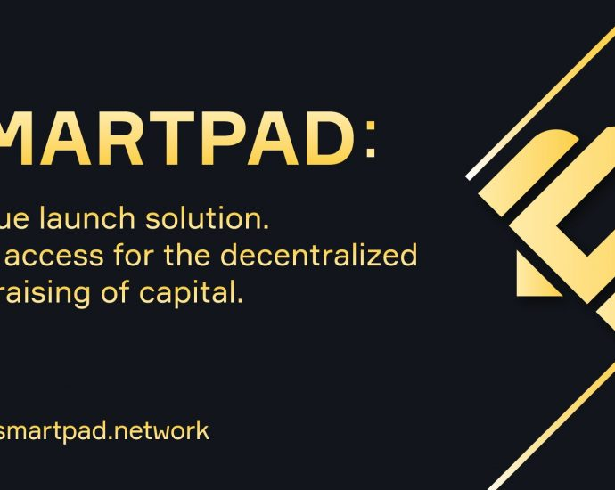 SmartPad launches сross-chain B2B ecosystem for the decentralized fundraising of capital